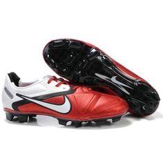 5d7d6fe44 Nike CTR360 Maestri II Elite noir blanc rouge