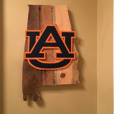 Go Auburn Tigers! Keep on rolling! Love the navy and orange! Surprise your Auburn fan one with this awesome sign to show everyone which team is the best! Our signs are shipping out fast, order now and get it way before the holidays!
