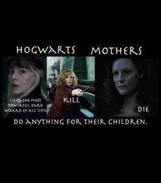 Hogwarts Mothers