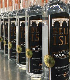 New bottle bling  @sipawards #moonshine #madeinva