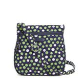 Petite Double Zip Hipster in Lucky Dots | Vera Bradley