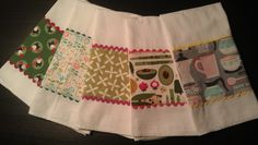 Kitchen towels...done!