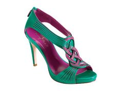 Great St Patty's Day shoe and 25% off online today! (Cole Haan)