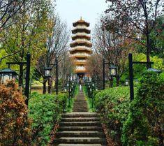 Nan Tien Temple near Wollongong. South Coast road trip highlights. NSW, Australia. Photo: jelloberries