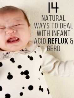 Acid reflux is a common problem in infants and can cause mess, pain and stress for everyone involved. The two most common ways of dealing with acid reflux are milk thickeners and reflux medication, but are these the only ways? Acid Reflux In Babies, Reflux Baby, Reflux Diet, Infant Acid Reflux, Acid Reflux Home Remedies, Home Remedies For Heartburn, Cough Remedies, What Causes Acid Reflux, Reflux Symptoms