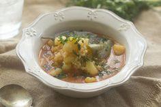 Cómo preparar patatas con arroz. Receta tradicional con Thermomix « Trucos de cocina Thermomix