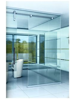 Interior Movable Glass Wall