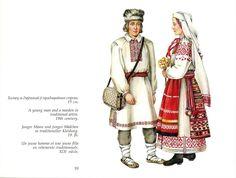 Ляховичский белорусский народный костюм