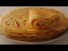 Recette de Crêpes sans farine, sans sucre, sans beurre ! - Gastronome 2.0