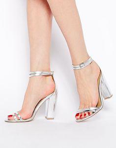 ASOS HAMILTON Heeled Sandals $76.22
