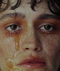"""honey"" with flora mezino by marta bevacqua body art photography, a level photography Art Reference Poses, Photo Reference, Body Art Photography, Portrait Photography, Shooting Photo, Polychromos, Ap Art, Portrait Inspiration, Drawing People"
