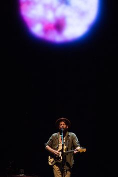 Ray LaMontagne at Summerfest 2014. My day one headliner.