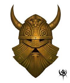 Viking/ Dwarf Art