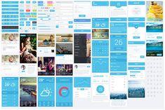 Flatastic-Mobile-UI-Kit1