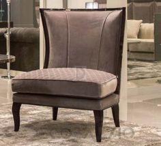 #armchair #design #interior #furniture #furnishings #interiordesign #designideas #ardeco #artdeco кресло DV Home Byron, Byron_Ach