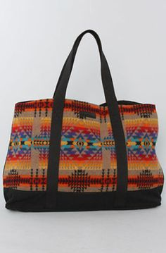 PENDLETON Wool Ultimate Tote Bag Purse - New with tags NWT