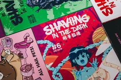 Shanghai's indie comics collective wants to liberate your inner cartoonist Shanghai, The Darkest, Indie, Places To Visit, Asia, Creativity, Culture, Comics