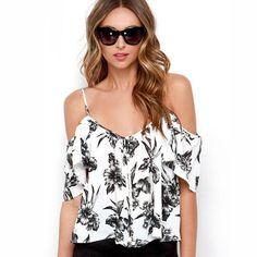 Summer Fashion Women Off Shoulder – e-NewYork