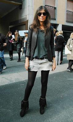 Style Eyecon: Emmanuelle Alt