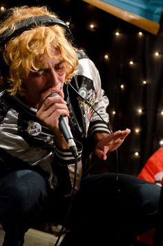 The Growlers live at KEXP 10/16/2014. Vía KEXP on Flickr.