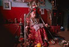 Who are the Kumari, Living Goddesses of Nepal?