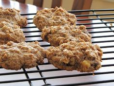 Easy Peasy: Clean Eating Breakfast Cookies gonna substitute almond flour for whole wheat