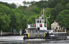 Who doesn't love a free ferry ride? Check out the Chester-Hadlyme Ferry in Chester, CT for Open House Day. They're offering visitors a free ride aboard Selden III, the second oldest continuously operating ferry service in the state, which crosses the scenic Connecticut River near Gillette Castle State Park - from 10:30am until 5pm.