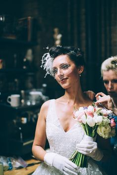 Friendship inspired wedding day // 50