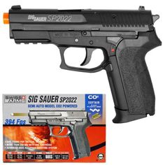 Special Offers - SIG SAUER SP2022 CO2 AIRSOFT PISTOL HAND GUN - In stock & Free Shipping. You can save more money! Check It (October 05 2016 at 10:22AM) >> Find our speedloader now!  http://www.amazon.com/shops/raeind