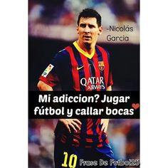 Seh   #frasesdefutbol #futbol #adiccion #footbal #messi