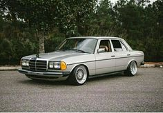 W123 and BBS