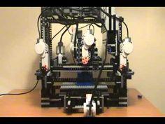 Lego building Lego