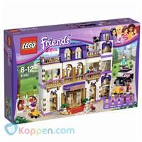 Heartlake Hotel Lego (41101) -  Koppen.com