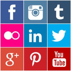 Social Media Icons If you'd like to see how this can positively affect your business, keep reading for great ideas on how you can utilize these online platforms to market and advertise your company, product or business.