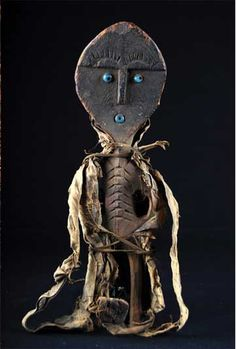 Ongon Spirit Figures at 3Worlds - The Shamanism Website