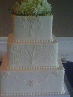 Wedding Cakes Waterford MI | Lisa's Confection Connection - Oakland Township