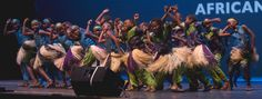 Freedom, movement, colour, sound - MUSIC, AFRICA