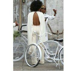 Solange Knowles Marries Alan Ferguson In New Orleans - November 2014 Wedding Pantsuit, Wedding Suits, Chic Wedding, Wedding Styles, Wedding Attire, Perfect Wedding, Wedding Blog, Dream Wedding, Michael B Jordan