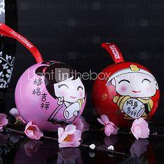 Confezioni regalo - per Nascita bambino - Classico - Non personalizzato - di Metallo - USD $1.99