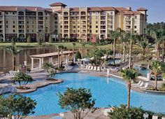 Wyndham Bonnet Creek, Orlando FL. Our favorite place to stay when we go to Disney :)