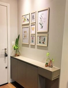 quadros na parede My House, Sweet Home, Gallery Wall, Architecture, Frame, Inspiration, Look, Home Decor, Bar