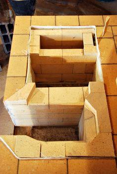 Cookstove Construction Notes - Pyromasse
