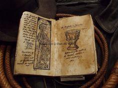 My Hero Grail diary replica