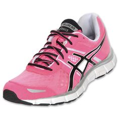 Asics gel blur 33 Women's Running Shoe. I have these right now in a different color and they are super comfy!