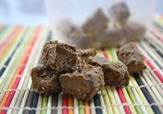 The World's Healthiest and Easiest Fudge