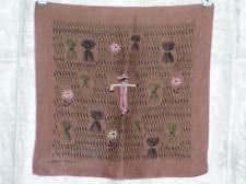 Tammis Keefe Printed Cotton Handkerchief/Hankie/Hanky Wheat Field Scarecrow