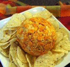 Mexican Cheese Ball Recipe