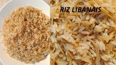 RIZ LIBANAIS (riz à la vermicelle)😋 - YouTube Creamy Chicken Spinach Pasta, Spinach Stuffed Chicken, Grains, Rice, Ninja, Food, Shawarma Recipe, Drinks, Lebanese Cuisine