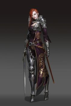 ... Fantasy Warrior, Concept Art, Fantasy Art, Female Character, Character