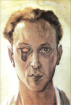 Victor Brauner with plucked eye self portrait 0924cf07a738c90b92f796845c893d6e 650×964 pixels